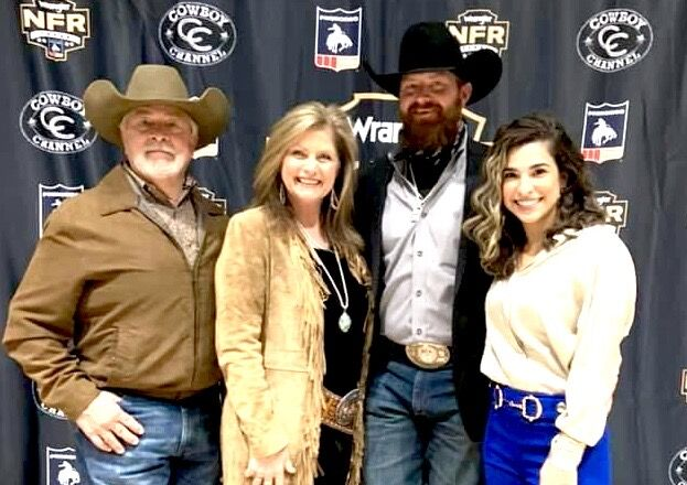 Clayton Hass NFR