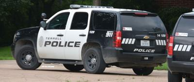 Terrell Police Investigating