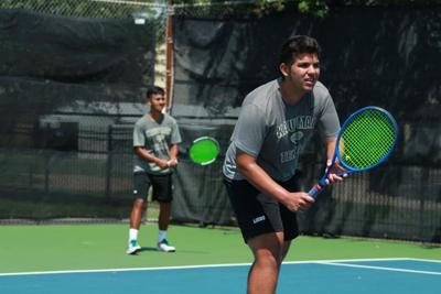 Kaufman Lions Tennis