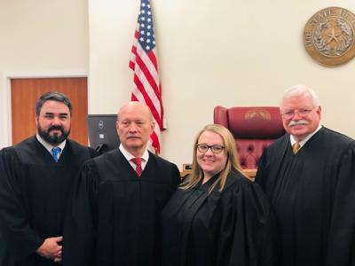 Kaufman County Judges