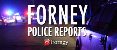 Forney Police Reports