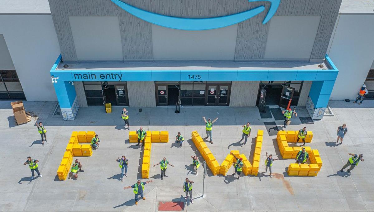 Amazon - ForneyTexas 2021