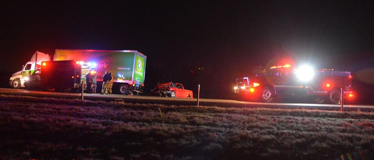 I-20 reopens after Christmas morning accident involving semi