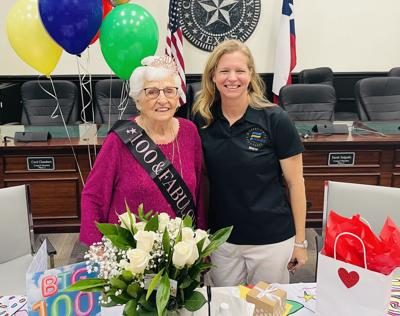 Ilene Hughes Celebrates 100th Birthday