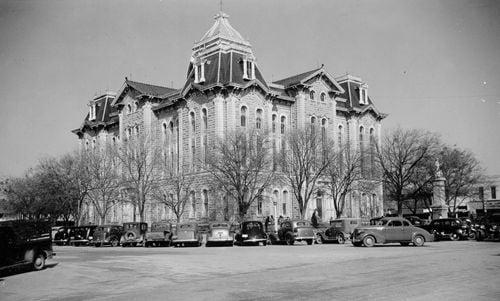 Kaufman County Courthouse 1939