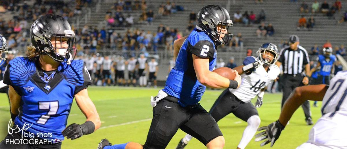 North Forney High School Football Has Most Improved Offense In The