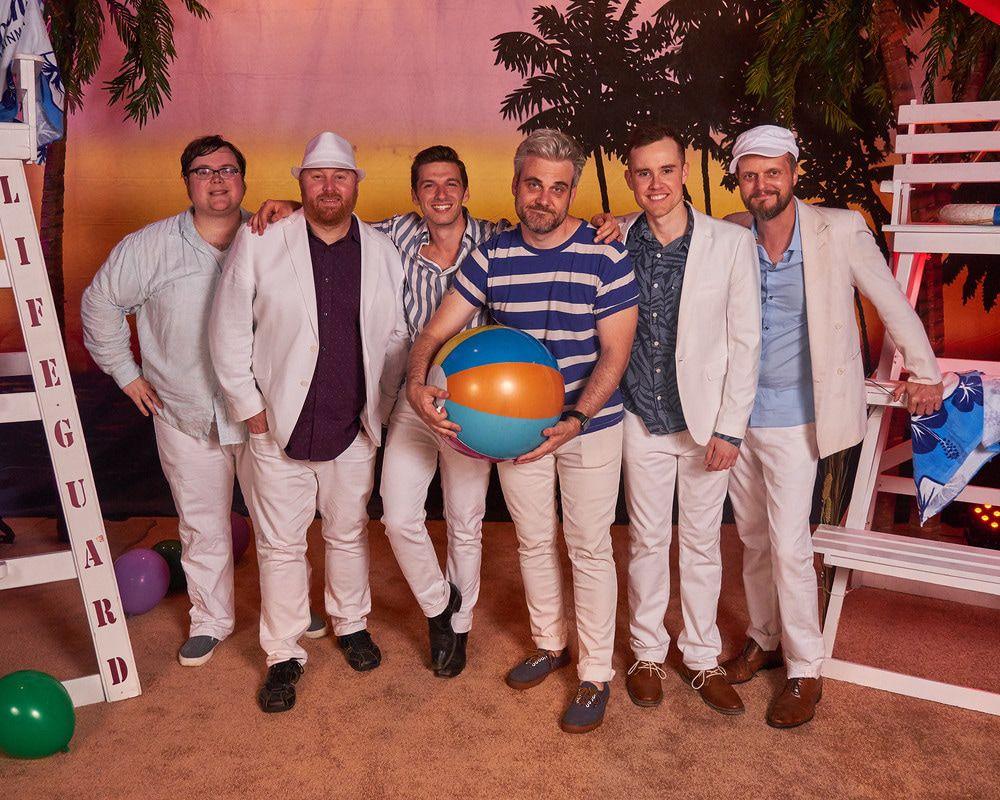 Beach Boys Tribute E! Terrell