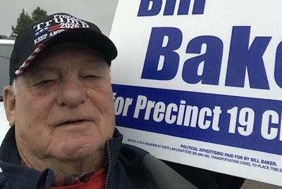 Kaufman County Republican Bill Baker dies of COVID-19