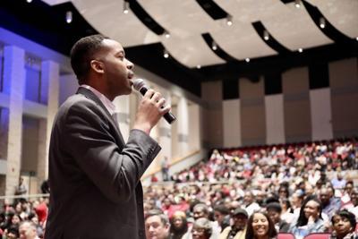 Terrell ISD Black History Month Celebration