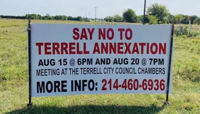 Terrell Annexation