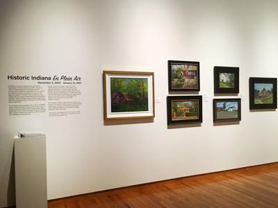 Best of Indiana and plein air on exhibit at Fort Wayne Museum of Art