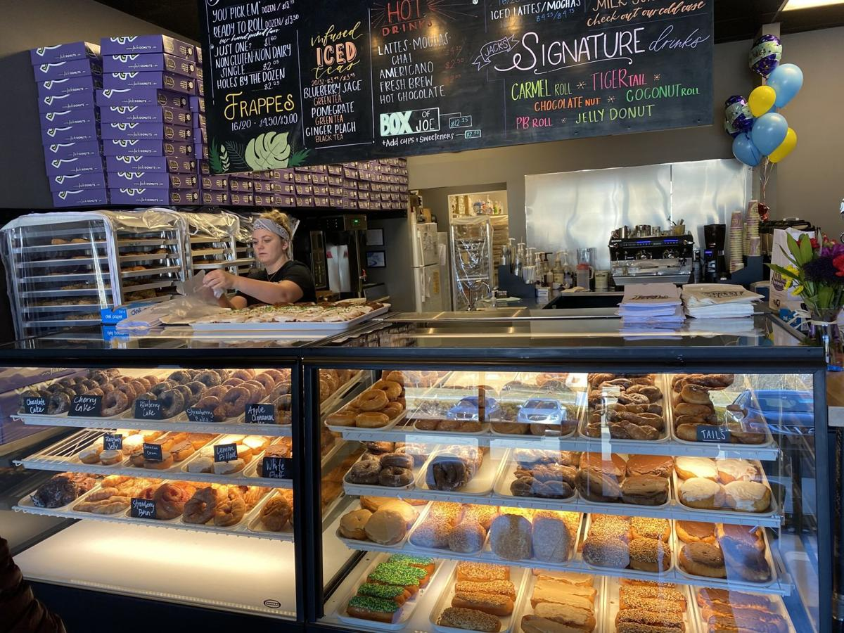 Couple Back In Bakery This Time As Owners Of Jack S Donuts Infortwayne Infortwayne Com They probably still are, but. couple back in bakery this time as