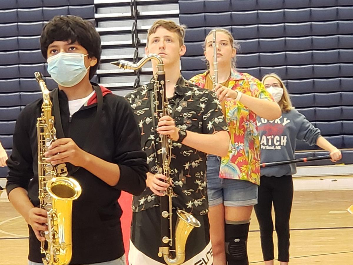 Marching band contests canceled due to COVID-19