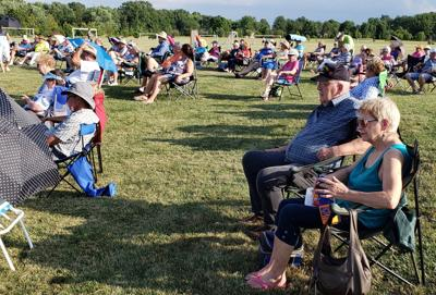 Free concerts at Aboite Township park