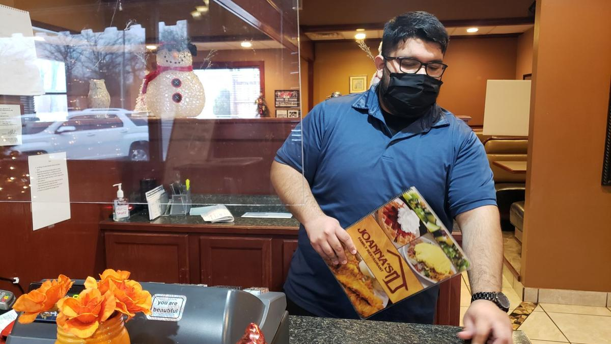 Dec. 30 - Joanna's Family Restaurant owner hopes and plans for recovery in 2021 (copy)