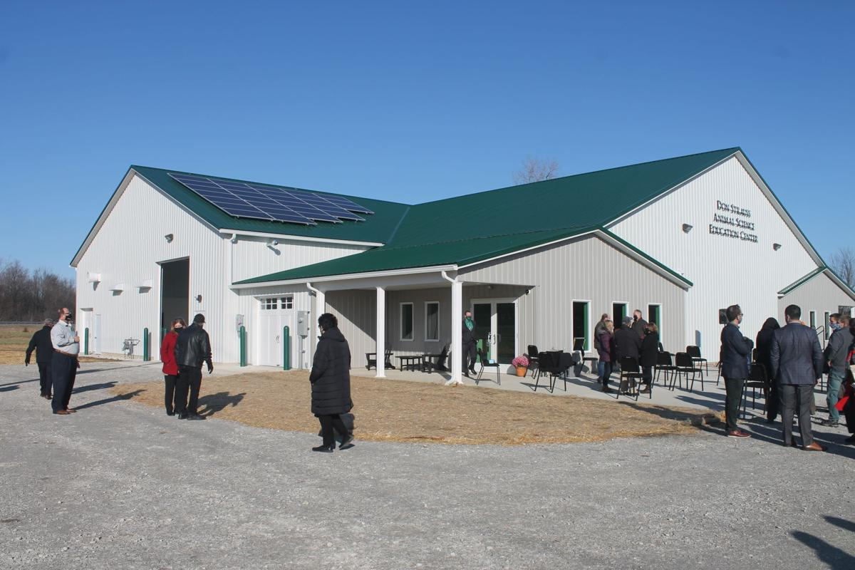 Don Strauss Animal Science Education Center
