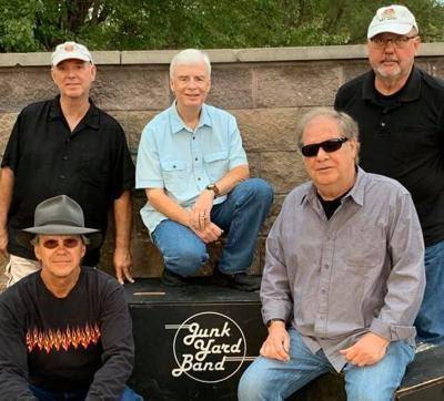 Junk Yard Band to perform at Cottage Event Center
