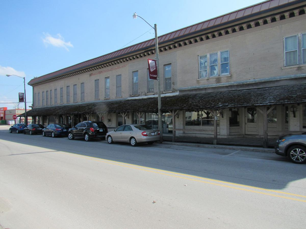 Country Shoppes of Grabill exterior