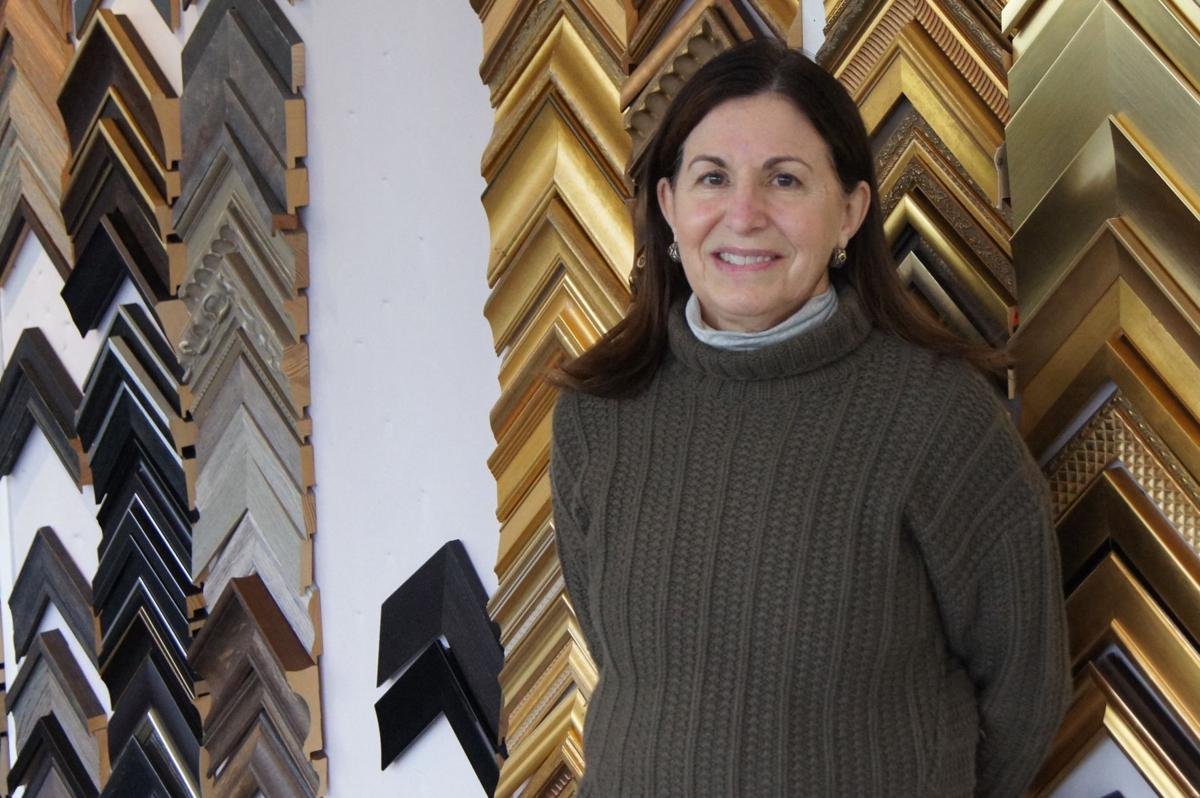 Ann Shive, Crestwoods Frame Shop and Gallery, Roanoke