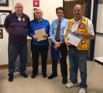 Lions induct new member