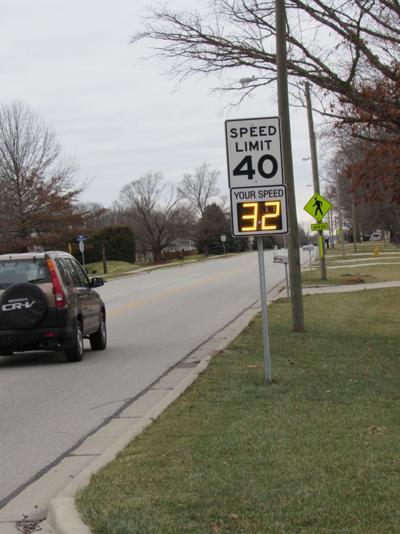 Digital speed detectors in New Haven