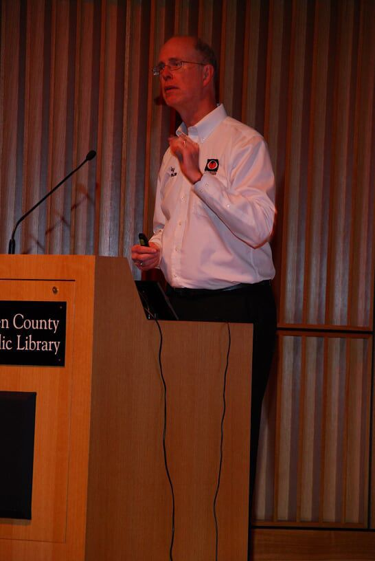 Severe weather spotters seminar