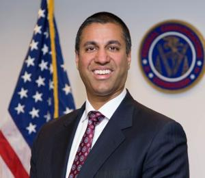 FCC Chair Ajit Pai To Receive Lowry Mays Excellence in Broadcasting Award.