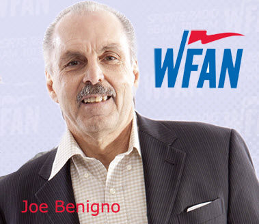 Report: WFAN's Joe Benigno To Retire Today. | Story | insideradio.com