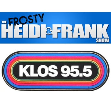 KLOS Morning Show Logo