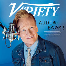 Conan on Variety Cover