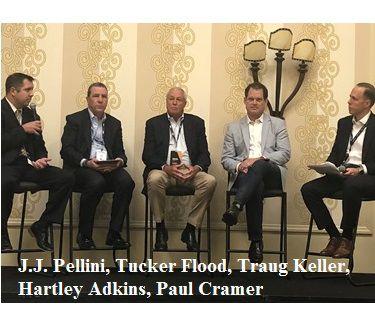 AI panel - J.J. Pellini, Tucker Flood, Traug Keller, Hartley Adkins, Paul Cramer