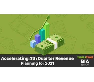 SalesFuel - BIA - Accelerating 4th Quarter Revenue cover