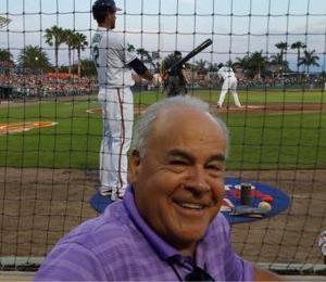 Orioles Radio Voice Joe Angel Retires.