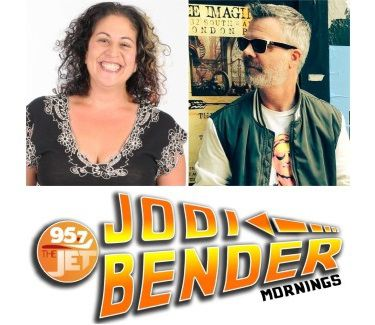 Jodi & Bender Mornings