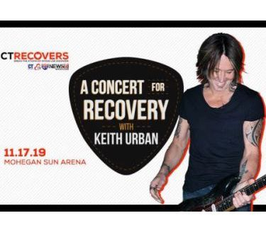 A Concert for Recovery with Keith Urban
