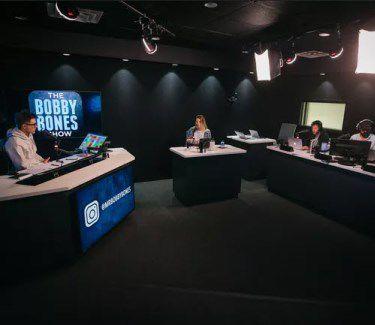 Bobby Bones new studio