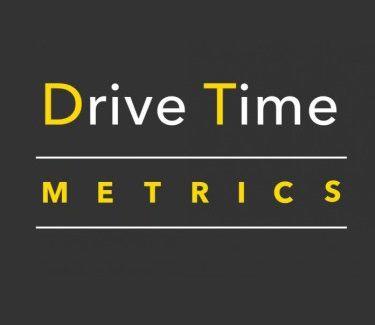 Drive Time Metrics