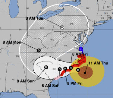 Hurricane Florence: Radio-Social Media Will Be Powerful Combo