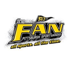Pittsburgh Pirates Radio Broadcast Team Set.