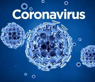 Coronavirus blue