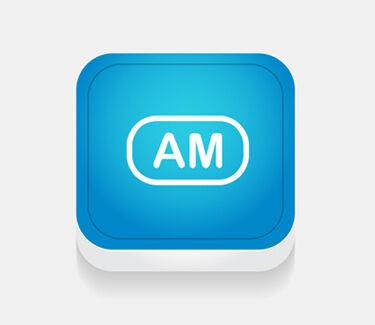 AM Radio Dial 2021