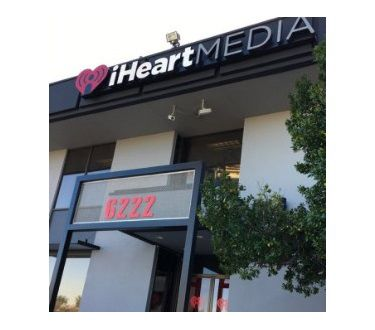 iHeartMedia station doors