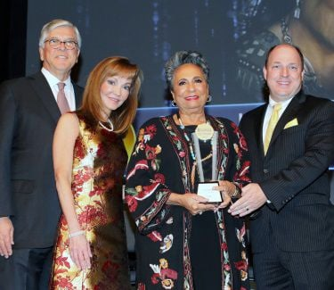 Cathy Hughes - Hall of Fame
