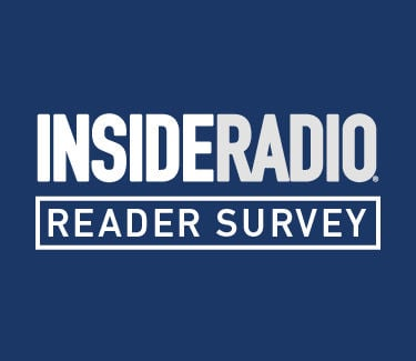 Inside Radio Reader Survey