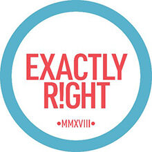Exactly Right Logo 220