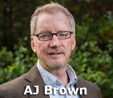 AJ Brown Signed