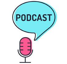 Podcast blue