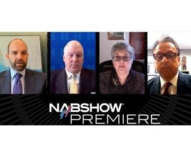 NAB Show Premiere opening panel