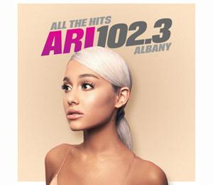 'Ari 102.3' Celebrates Ariana Grande Kicking Off Tour In Albany.