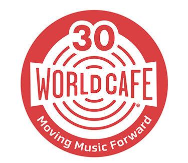 World Cafe 30th Logo 375
